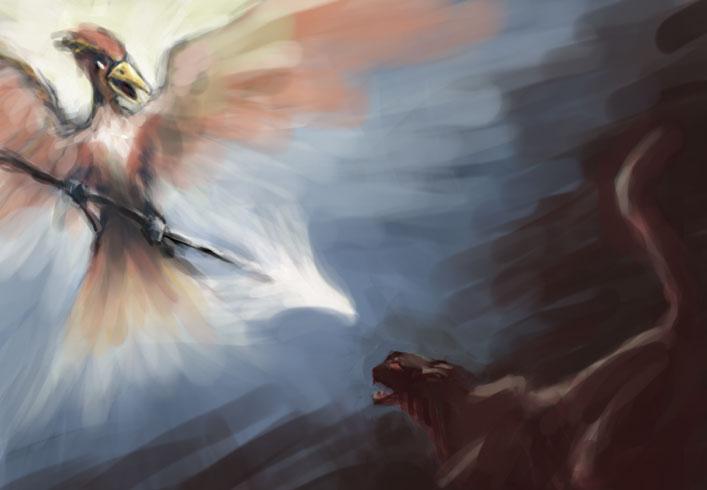 DSG 402: God: God of Birds